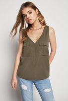 BCBGeneration Patch Pocket Tank