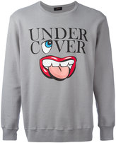Undercover slogan graphic print sweatshirt - men - Cotton - 2