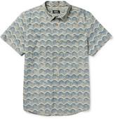 A.p.c. - Printed Cotton Shirt