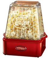 Nostalgia Electrics Red Theater Popcorn Maker