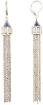 Vince Camuto Long Chain Tassel Earrings