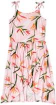 Crazy 8 Floral Midi Dress