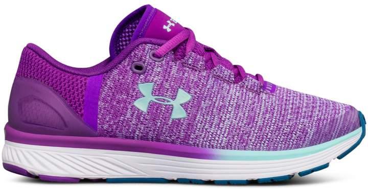 05b6af987a427 Girls' Grade School UA Charged Bandit 3 Running Shoes