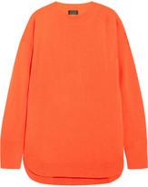 J.Crew Cashmere Sweater - Orange