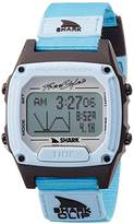 Freestyle 'Tide' Quartz Plastic and Nylon Sport Watch, Color:Blue (Model: 10027115)