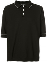 Raf Simons oversized polo shirt
