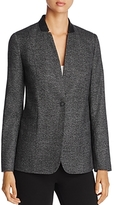 T Tahari Adara Tweed Knit Jacket