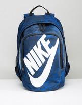 Nike Hayward Futura 2.0 Backpack In Camo Print Ba5273-464