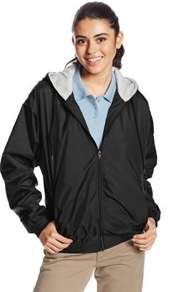 Classroom Juniors Adult Unisex Zip Front Bomber Jacket