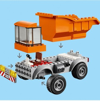 Lego City 60220Garbage Truck