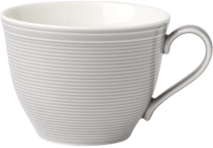 Villeroy & Boch Color Loop Stone Grey Coffee Cup