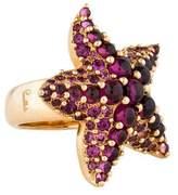 Pomellato Rhodolite Sirene Ring