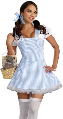 Dreamgirl Gingham Dress