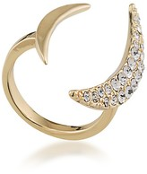 ABS by Allen Schwartz Crescent Ring