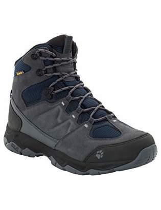 Jack Wolfskin Men's MTN Attack 6 Texapore MID Men's Waterproof Hiking Boot Boot