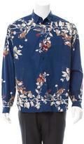 Dolce & Gabbana Bird Print Button-Up Shirt w/ Tags