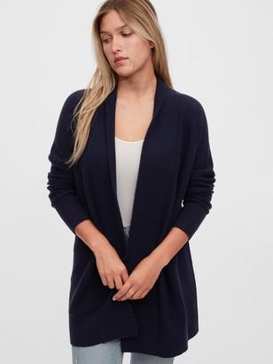 Gap True Soft Open-Front Cardigan