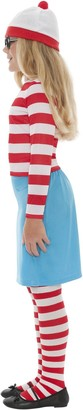 Where's Wally Wenda - Child's Costume