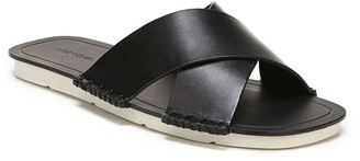 Vince Nico Cross Strap Flat Sandal