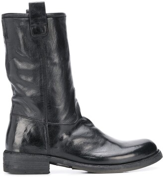 Officine Creative Legrand saddle boots