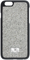 Swarovski Glam Rock Smartphone Case with Bumper, iPhone® 6/6s, Gray