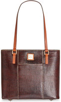 Dooney & Bourke Lizard-Embossed Small Lexington Shopper, A Macy's Exclusive Style