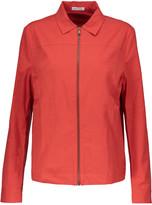 Tomas Maier Cotton-blend poplin jacket