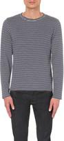 Sandro France cotton-jersey t-shirt