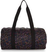 Herschel Packable floral-print duffel bag