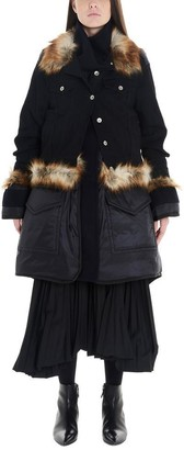 Sacai Layered Down Jacket