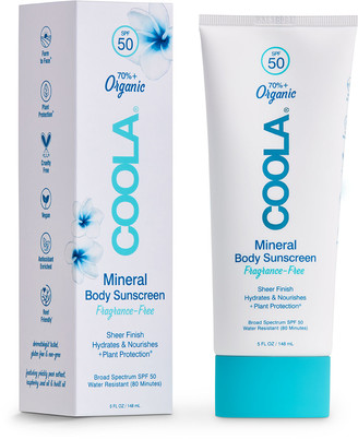 Coola Mineral Body SPF50 - Fragran