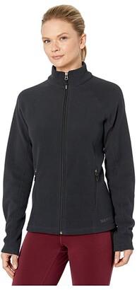 Marmot Rocklin Full Zip Jacket (Black) Women's Coat