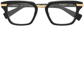 Balmain Eyewear Legion I square-frame glasses