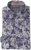 Ted Baker Floral Dot Modern Fit Dress Shirt