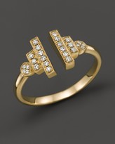 Bloomingdale's Dana Rebecca Designs 14K Yellow Gold and Diamond Combo Ring, .15 ct. t.w.