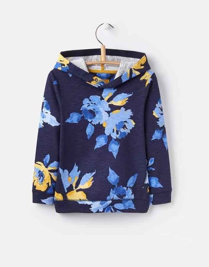 Joules Clothing 124771 Printed Hooded Sweatshirt