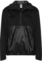 Nike Essentials Hooded Paneled Stretch And Shell Jacket - Black