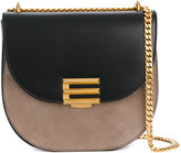 Etro flap crossbody bag - women - Leather/Suede - One Size