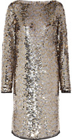 Emilio Pucci Sequined Tulle Dress