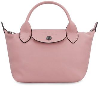 Longchamp Le Pliage Leather Handbag