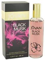 Jovan Black Musk by Cologne Concentrate Spray for Women - 100% Authentic