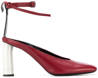Nina Ricci sculpted heel pumps