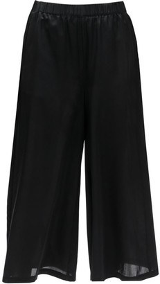 Eileen Fisher Culotte Cropped Pants