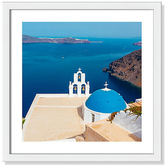 Santorini Photos By Getty Images Massimo Colombo Church - Photos by Getty Images Art