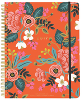 Rifle Paper Co. 2017 Scarlett Birch Large Spiral Planner