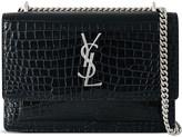 Saint Laurent Monogram Sunset leather shoulder bag