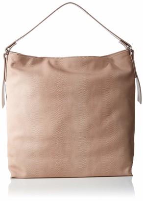 Esprit Accessoires Esprit Accessories Women's Tasha Hobo Shoulder Bag 12 x 36 x 34 cm Pink Size: UK One Size