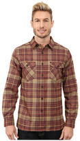 Royal Robbins Boulder Plaid Long Sleeve Shirt