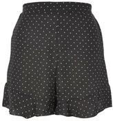 Oh My Love **Peplum Spot Print Shorts