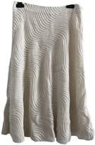 By Malene Birger Beige Cotton Skirt for Women